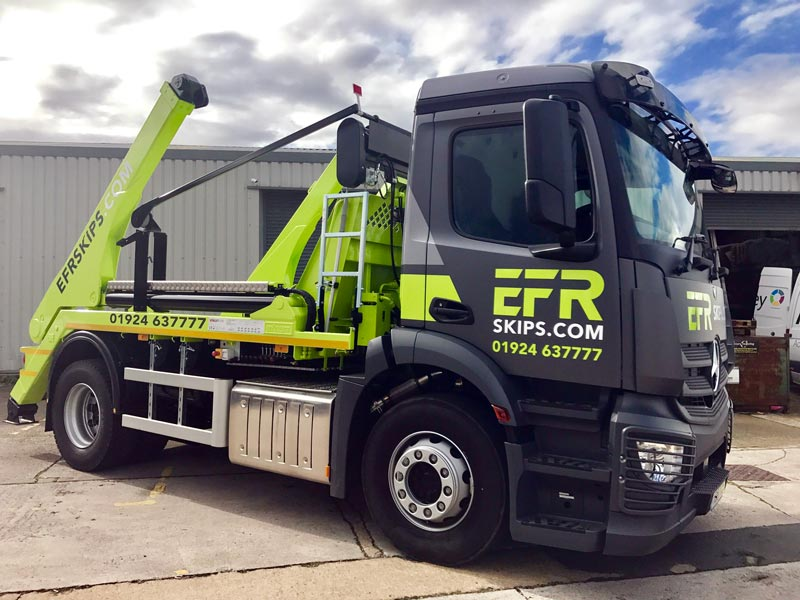 efr skips yorkshire s premier skip hire service. Black Bedroom Furniture Sets. Home Design Ideas