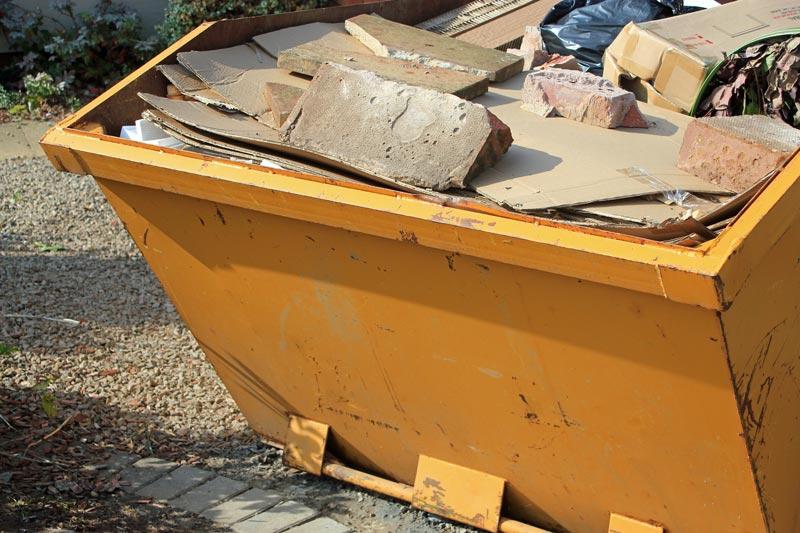 EFR Skips Commercial Builder skips