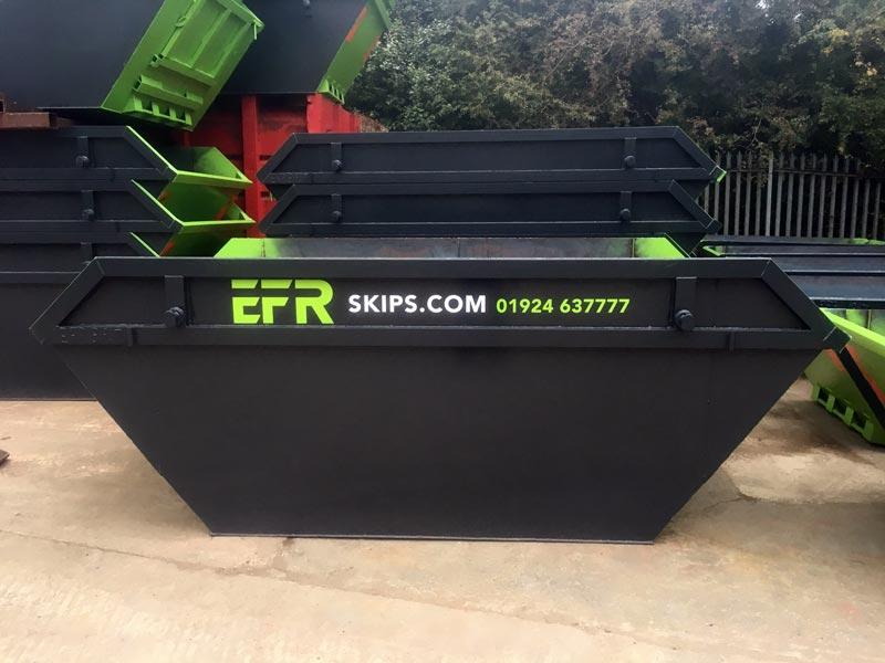 EFR Skips - 8 Yard Maxi Skip